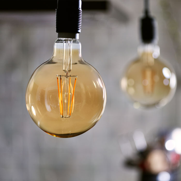 PHILIPS LED VINTAGEGOLD E27 GLOBO - thumb - MediaWorld.it