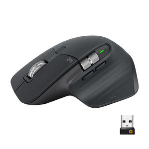 LOGITECH  MX MASTER 3 GRAPHITE - PRMG GRADING OOCN - SCONTO 20,00% - MediaWorld.it