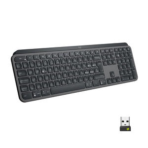 LOGITECH MX Keys Graphite - MediaWorld.it