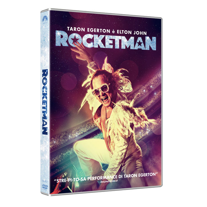 Rocketman - DVD - thumb - MediaWorld.it