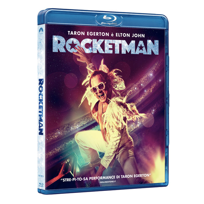 Rocketman - Blu-Ray - thumb - MediaWorld.it