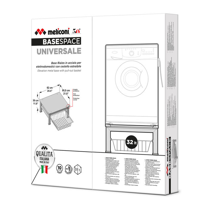 MELICONI BASE SPACE - PRMG GRADING OOCN - SCONTO 20,00% - thumb - MediaWorld.it