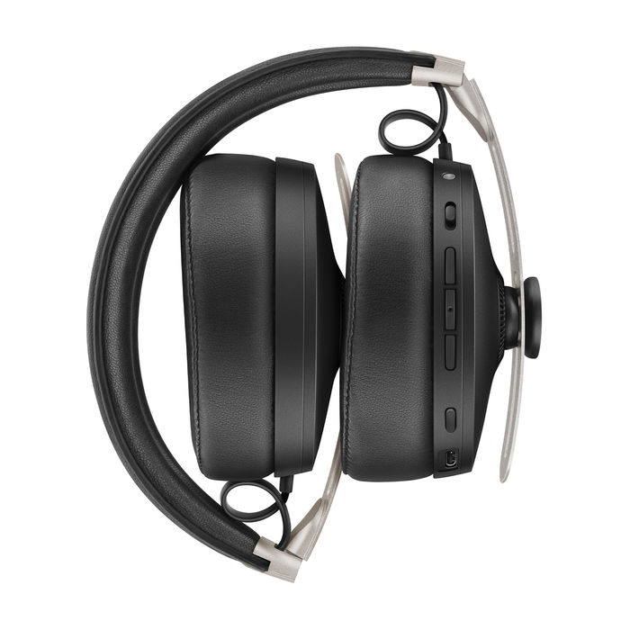 SENNHEISER MOMENTUM WIRELESS BLACK - thumb - MediaWorld.it