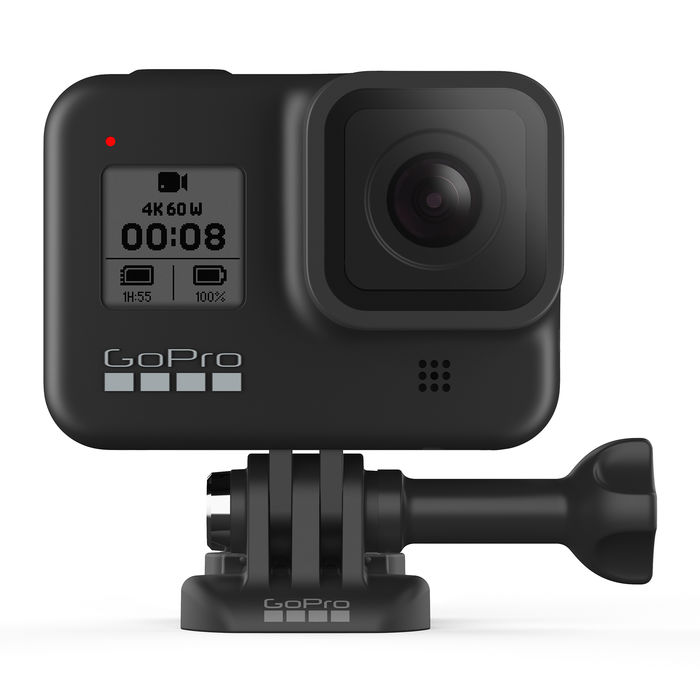 GoPro HERO 8 Black - thumb - MediaWorld.it