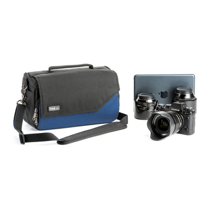 THINK TANK  MIRRORLESS MOVER25i - DARK BLUE - thumb - MediaWorld.it