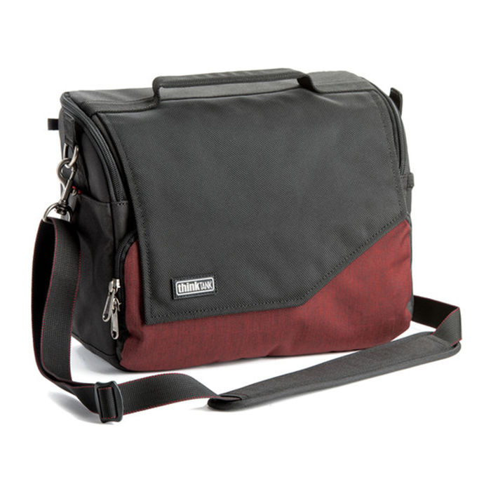 THINK TANK  MIRRORLESS MOVER30i - DEEP RED - thumb - MediaWorld.it
