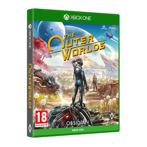 The Outer Worlds - XBOX ONE - MediaWorld.it