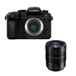 PANASONIC LUMIX G90 BLACK 12-60 - MediaWorld.it