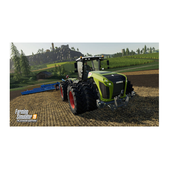 Farming Simulator 2019 Platinum Edition - PS4 - thumb - MediaWorld.it