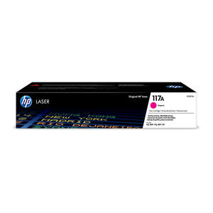 HP HP 117A, MAGENTA - MediaWorld.it
