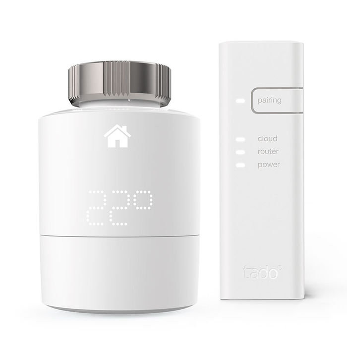 TADO Testa Termostatica V3+ - thumb - MediaWorld.it