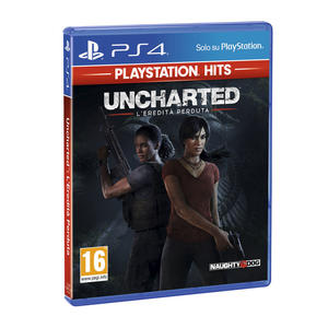 Uncharted: L'Eredità Perduta Hits - PS4 - MediaWorld.it