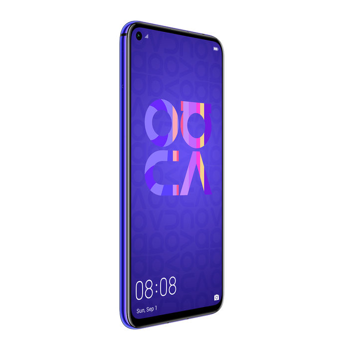 HUAWEI Nova 5T Midsummer purple - thumb - MediaWorld.it