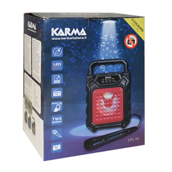 KARMA HPS 44R Rosso - thumb - MediaWorld.it