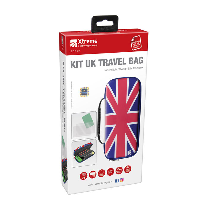 XTREME KIT UK TRAVEL CASE - thumb - MediaWorld.it