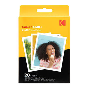 KODAK KODAK ZINK 3X4 20 PACK - thumb - MediaWorld.it