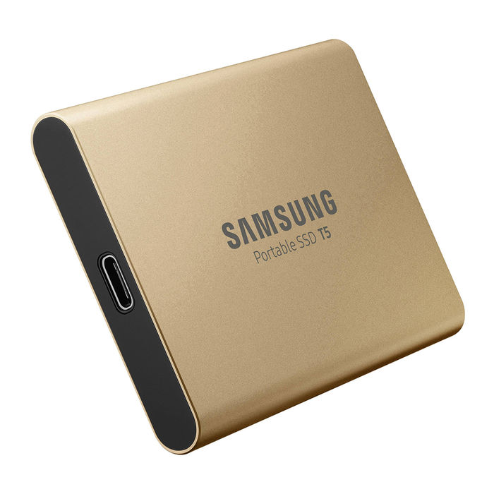SAMSUNG SSD 1TB USB 3.1 540MB ROSE GOLD - thumb - MediaWorld.it