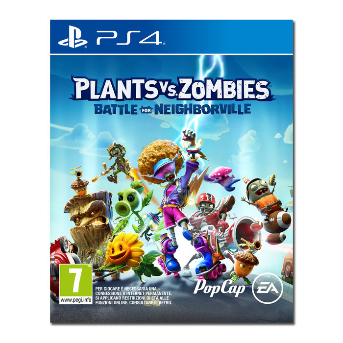 Plants vs. Zombies: Battle for Neighborville - PS4 - thumb - MediaWorld.it