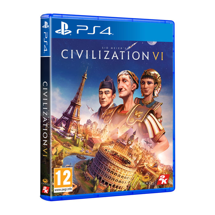 TAKE2 CIVILIZATION VI PS4 - thumb - MediaWorld.it