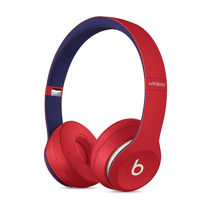 BEATS BY DR.DRE SOLO 3 WIRELESS - ROSSO CLUB - thumb - MediaWorld.it