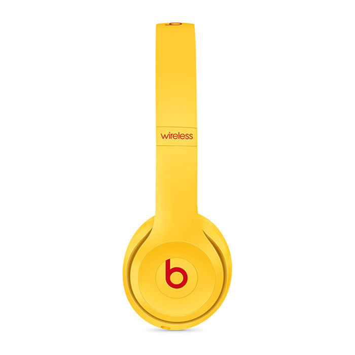 BEATS BY DR.DRE SOLO 3 WIRELESS - GIALLO CLUB - thumb - MediaWorld.it
