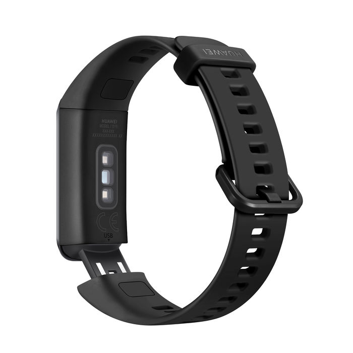 HUAWEI BAND 4 GRAPHITE BLACK - thumb - MediaWorld.it