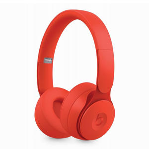 BEATS BY DR.DRE Beats Solo Pro wireless - More Matte Collection - Rosso - MediaWorld.it