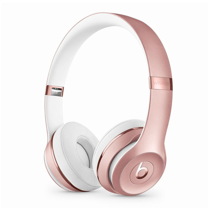 BEATS BY DR.DRE Cuffie Solo3 Wireless - Oro rosa - thumb - MediaWorld.it