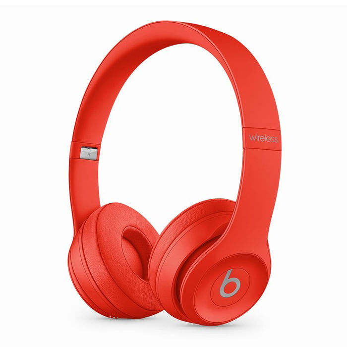 BEATS BY DR.DRE Cuffie Solo3 Wireless - (PRODUCT)RED rosso arancio - thumb - MediaWorld.it