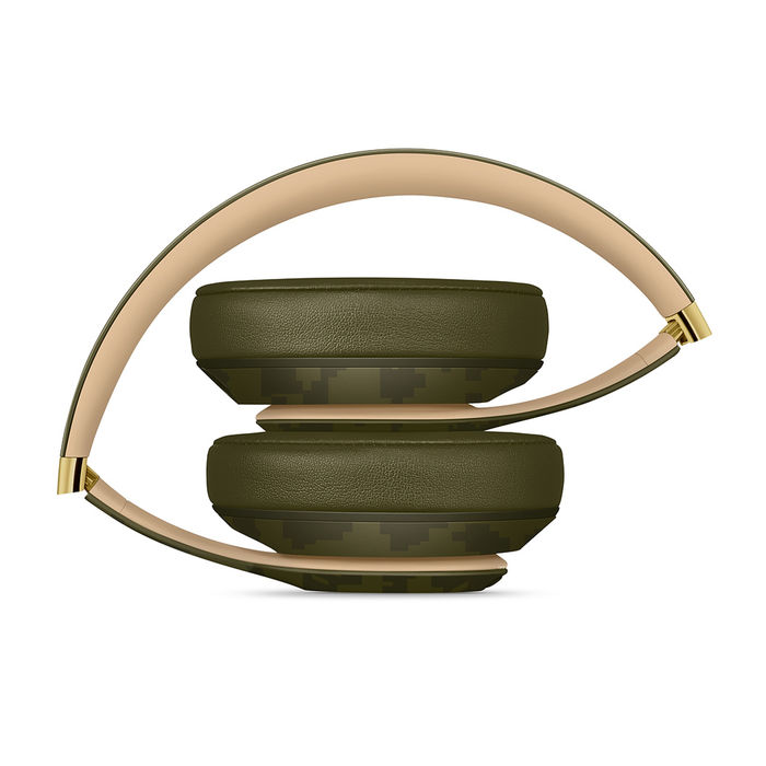 BEATS BY DR.DRE Studio3 Wireless - Beats Camo Collection, Verde foresta - thumb - MediaWorld.it