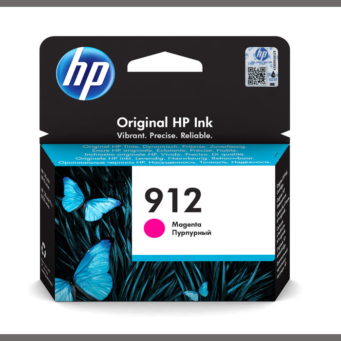 HP HP 912, MAGENTA - thumb - MediaWorld.it