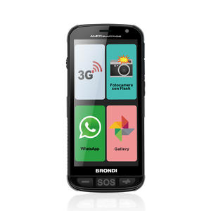 BRONDI Amico Smartphone  NERO - thumb - MediaWorld.it