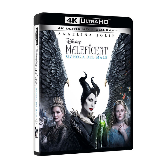 Maleficent - Signora del male - Blu-Ray  UHD - thumb - MediaWorld.it