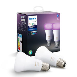 PHILIPS Hue White and Color - 2 Lampadine - MediaWorld.it