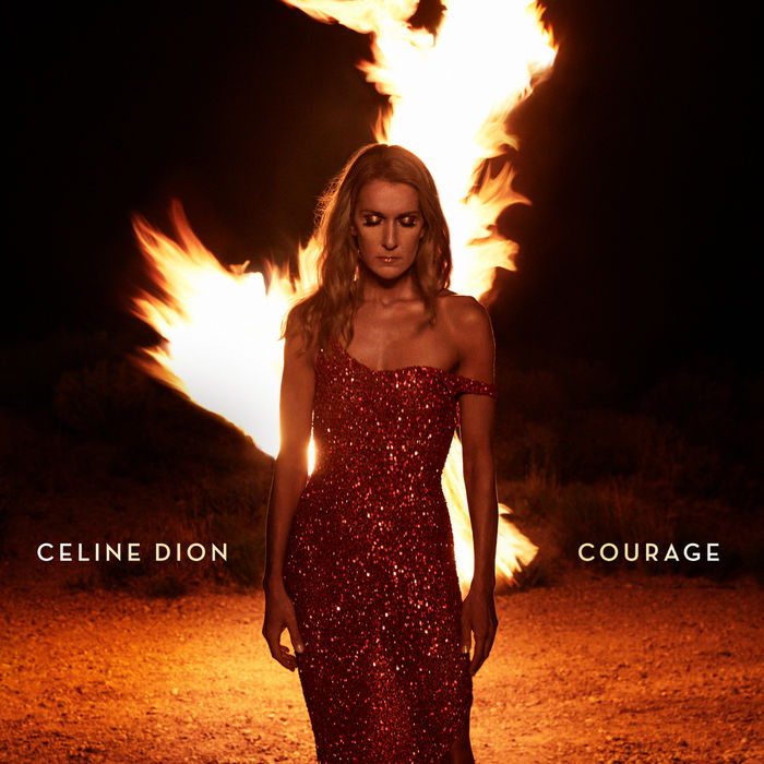 Celine Dion - Courage - CD - thumb - MediaWorld.it