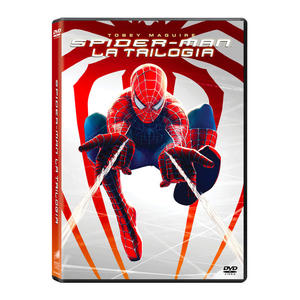 Cofanetto Spider Man - Origins Collection - DVD - MediaWorld.it