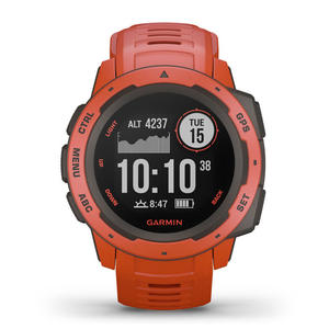 GARMIN Instinct Flame Red - MediaWorld.it