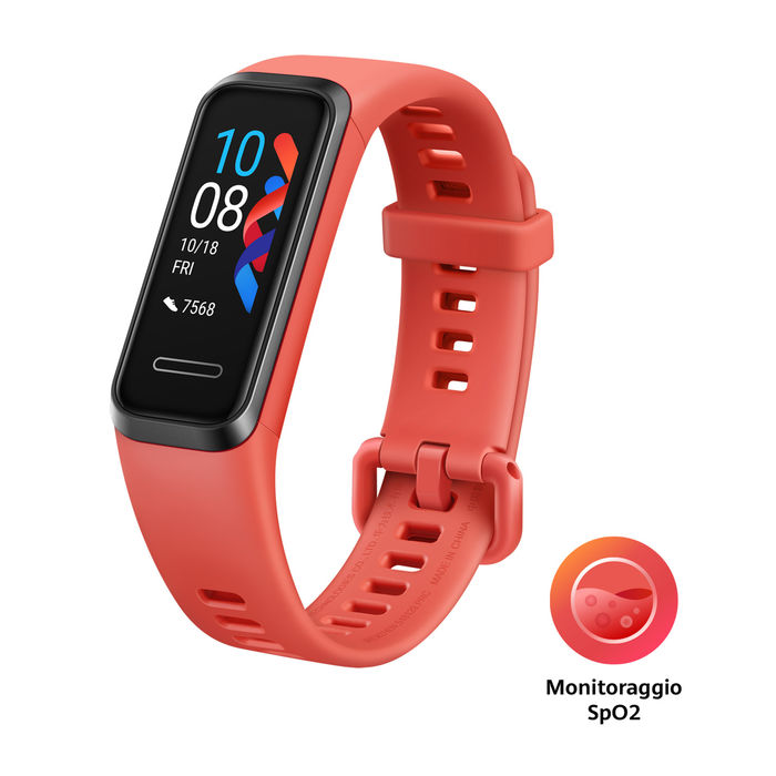 HUAWEI BAND 4 AMBER SUNRISE - thumb - MediaWorld.it
