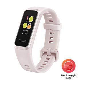 HUAWEI BAND 4 SAKURA PINK - MediaWorld.it