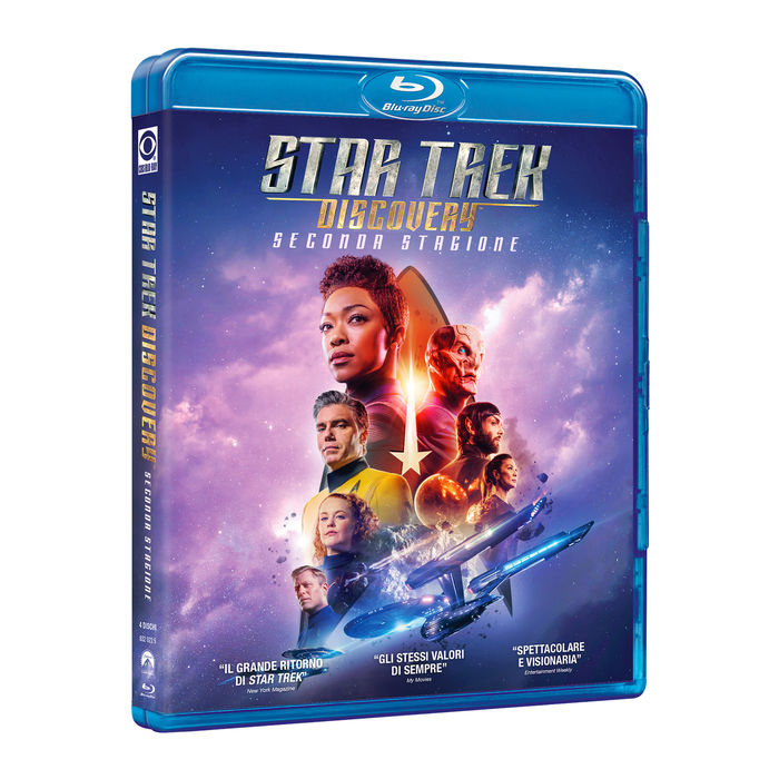 Star Trek - Discovery - Blu-Ray  - Stagione 2 - thumb - MediaWorld.it