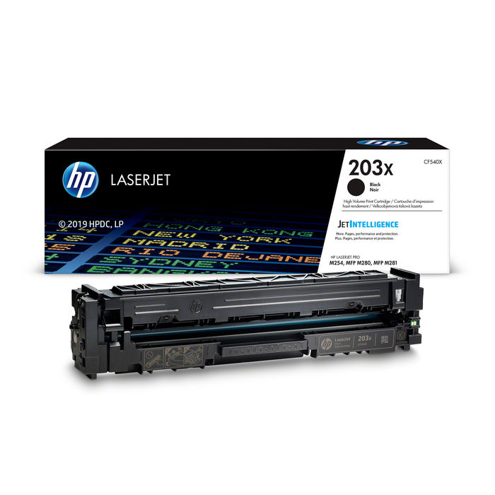 HP HP 203X, NERO - thumb - MediaWorld.it