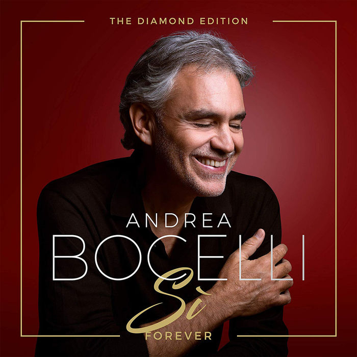 Andrea Bocelli - Sì Forever  - CD - thumb - MediaWorld.it