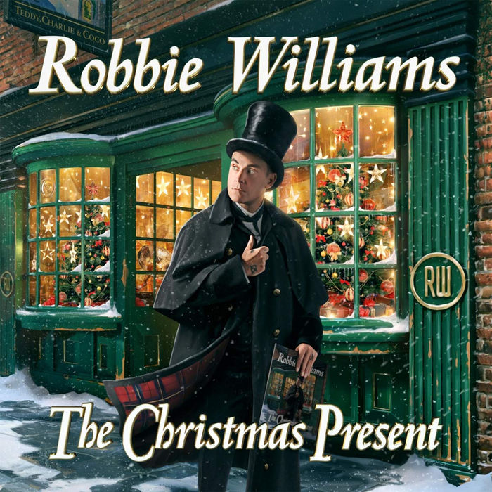 Robbie Williams - The Christmas Present - CD - thumb - MediaWorld.it