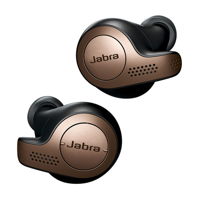 JABRA ELITE 65T NERO E RAME - thumb - MediaWorld.it