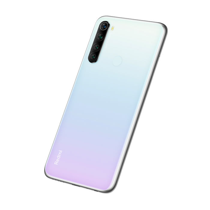 XIAOMI Redmi Note 8T 64GB Moonlight White - thumb - MediaWorld.it