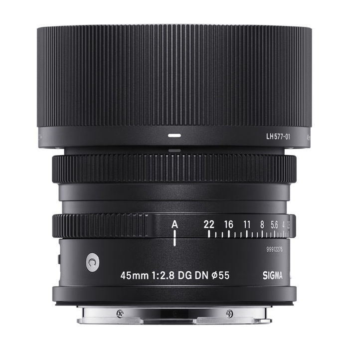 SIGMA 45MM F/2.8 (C) E-MOUNT - thumb - MediaWorld.it