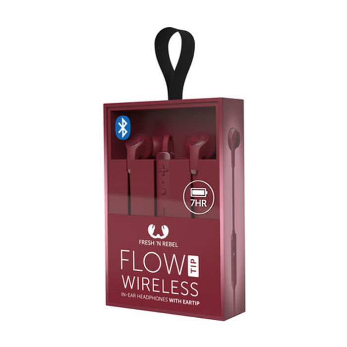 FRESH 'N REBEL FLOW TIP WIRELESS Rosso - thumb - MediaWorld.it