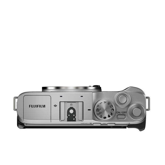 FUJIFILM X-A7 KIT XC15-45MM SILVER - thumb - MediaWorld.it