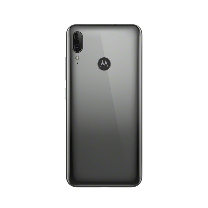 MOTOROLA E6 Plus 32GB Polished Graphite - thumb - MediaWorld.it