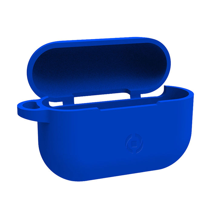 CELLY Aircase per Airpods Pro - Blue - thumb - MediaWorld.it